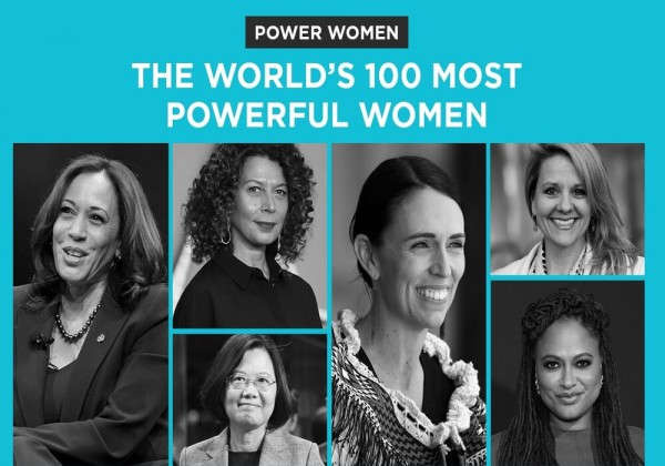 """ماذا تضمنت قائمة """"فوربس"""" لأقوى 100 امرأة في عام 2020"""