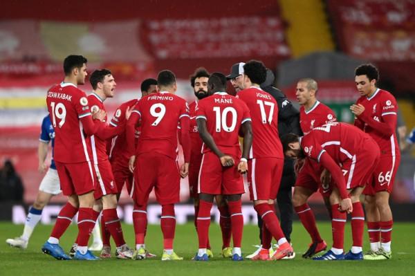 ليفربول يكسر حاجز هزائمه في الدوري الإنجليزي
