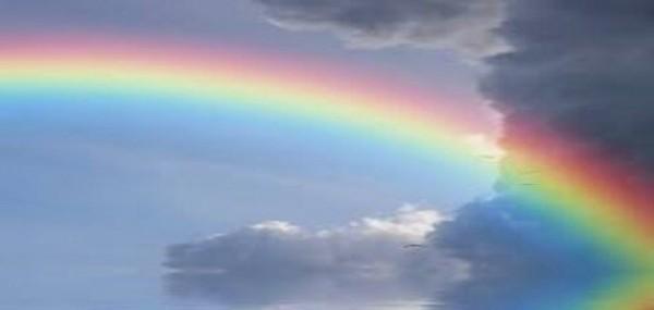 كم عدد الألوان التي يتكون منها قوس قزح