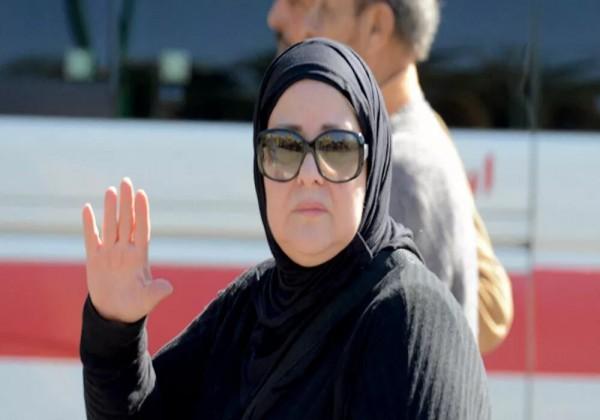 تعرف على أول طلب لدلال عبد العزيز بشأن زوجها سمير غانم