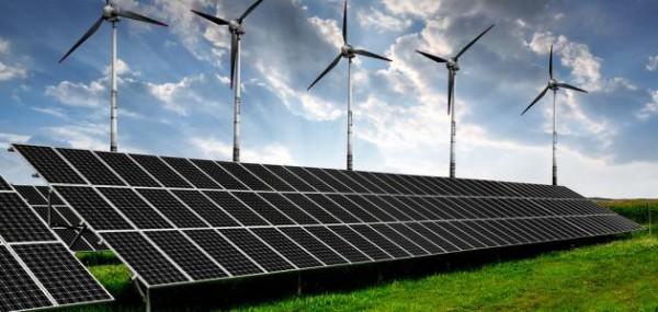 يتم تلبية نصف احتياجات الطاقة في العالم من خلال مصادر الطاقة المتجددة