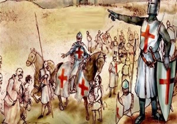 ما هي الحملة الصليبية التي سميت بحملة الأمراء هي