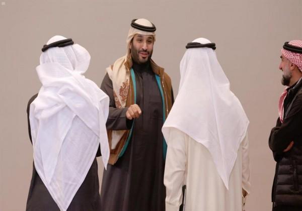 عطل في موقع البراند Franck Namani بسبب الأمير محمد بن سلمان