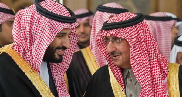 ما هو مصير ولي العهد السابق الأمير محمد بن نايف