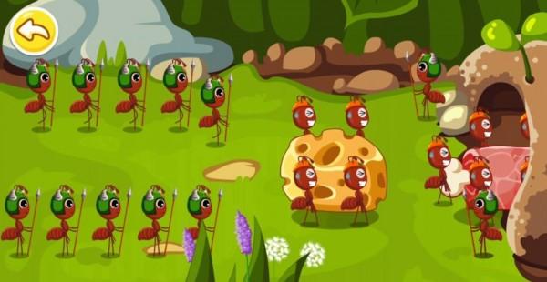 أشار النص إلى أن الإنسان استفاد من النمل وكيف يعيش في