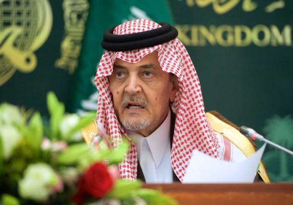 شاهد فيديو سابق لوزير الخارجية السعودي سعود الفيصل بشأن غزو العراق