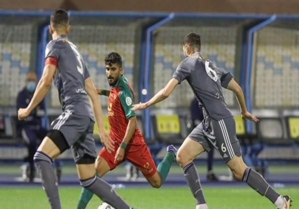 نتيجة مبارة الاتفاق ضد الفيصلي في الدوري السعودي