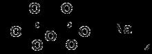 ما هو الاسم الشائع لمركب بيروفوسفات رباعي الصوديوم