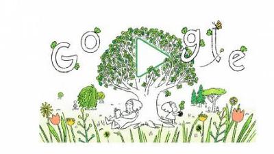 شاهد بالفيديو جوجل تحتفل بيوم الأرض .. ما قصته وهدفه