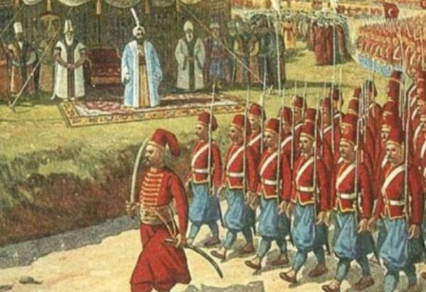 عدد بعض من مواقف الدولة العثمانية في شبه الجزيرة العربية