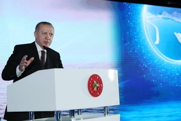 ماذا تضمن إعلان أردوغان بشأن اكتشاف غاز جديد في البحر الأسود