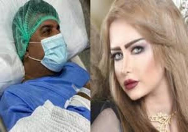 ماذا قالت مي العيدان عن وفاة الفنان مشاري البلام