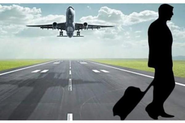 يجوز للمسافر أن يأذن بتراخيص السفر إذا كانت مسافة سفره هي