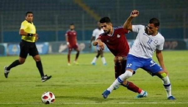 ترتيب الدوري المصري بعد مباراة سموحة وبيراميدز