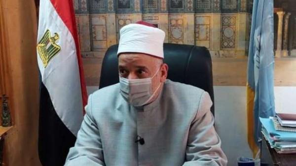 تصريحات أوقاف الإسكندرية عن دعاء ليلة القدر