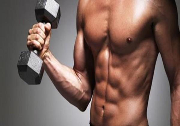 قارن بين عضلات شخص يقوم بأعمال شاقة وشخص لا يبدي أي جهد