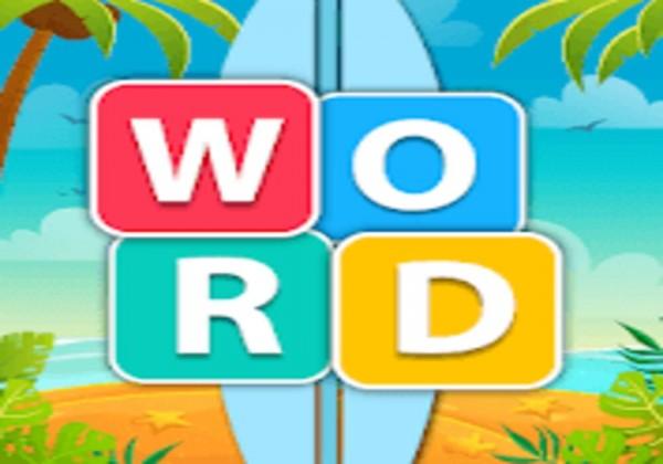 حل المستوى 340 من لعبة Word Surf–Word Games