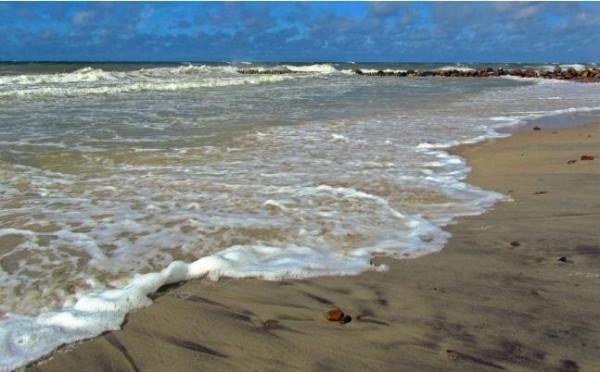 المد والجزر ظاهرة تحدث بسبب قوة الجذب بين