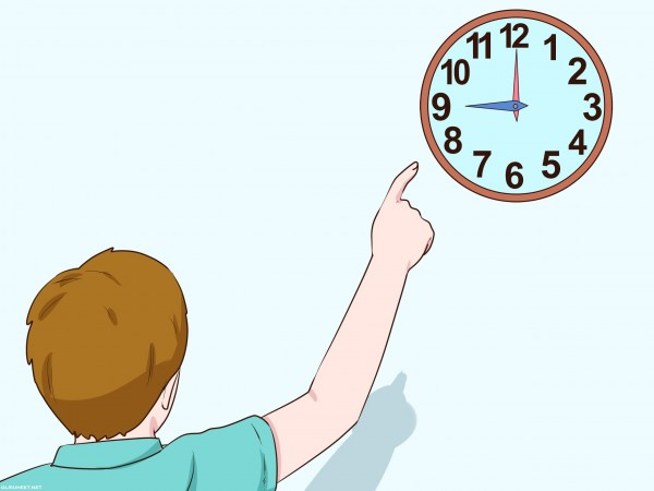إذا دار عقرب الدقائق في ساعتك 60 درجة فكم عدد الدقائق التي انقضت