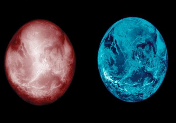 كيف يمكنك مشاهدة القارات على الكواكب الخارجية