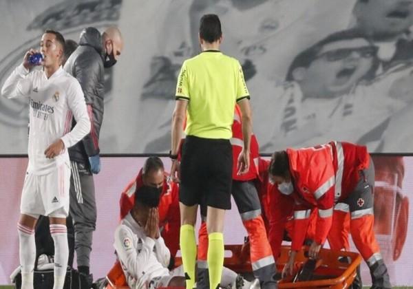 تفاصيل اصابة  رودريغو لاعب فريق ريال مدريد