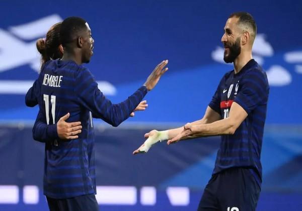 نتيجة مباراة منتخب فرنسا مع ضيفه الويلزي في المباراة الودية أمس الاربعاء