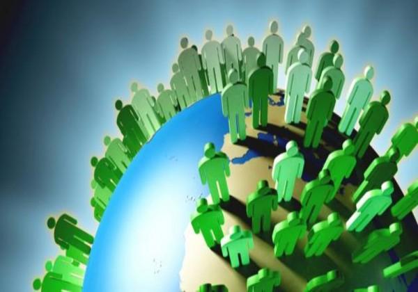 العوامل التي تؤثر على توزيع السكان في العالم هي عوامل طبيعية فقط