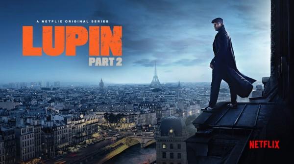 موعد عرض مسلسل لوبين الموسم الثاني Lupin 2 مترجم بالعربي