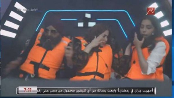 شاهد بالفيديو 7 ملاحظات من حلقة نسرين طافش مع رامز جلال