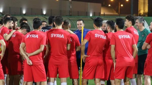 ماذا تضمنت تصريحات لاعبي منتخب سوريا بعد الخسارة من الصين