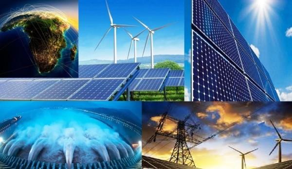 مصادر الطاقة المتجددة اللاأحيائية لا تنبعث منها غازات الدفيئة