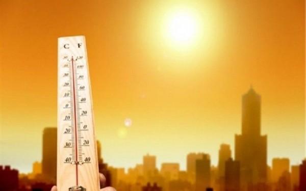 ما هي العلاقة بين تركيز ثاني أكسيد الكربون ودرجة الحرارة