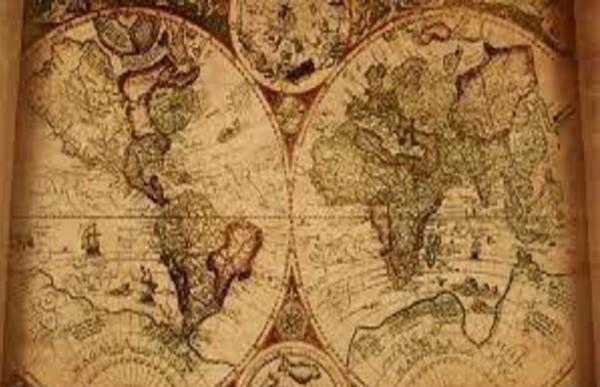 عرف الإنسان الخرائط قبل أن يعرف الكتابة