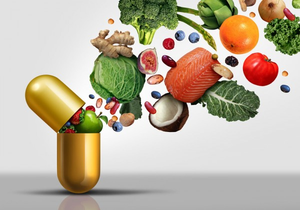 تعرف على بعض أنواع الفيتامينات التى قد تحتاجها