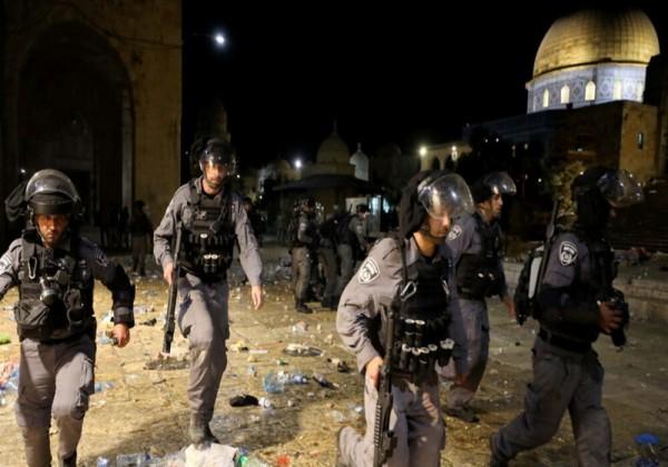 تصريحات فلسطين والأردن بشأن الممارسات الإسرائيلية في القدس والمسجد الأقصى