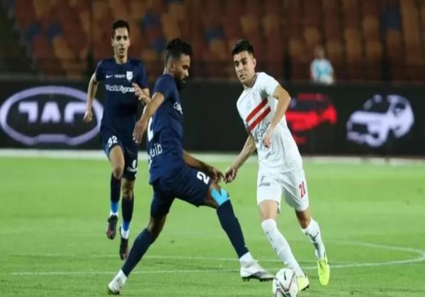 ما ترتيب هدافي الدوري المصري 2021