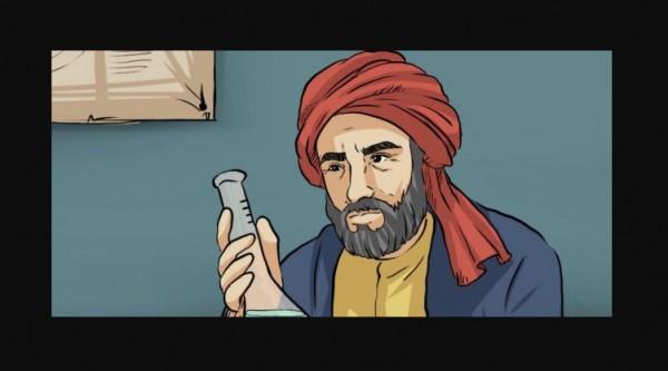 أبو عبد الله جابر بن حيان اخترع نوعا من الورق لا تؤثر عليه