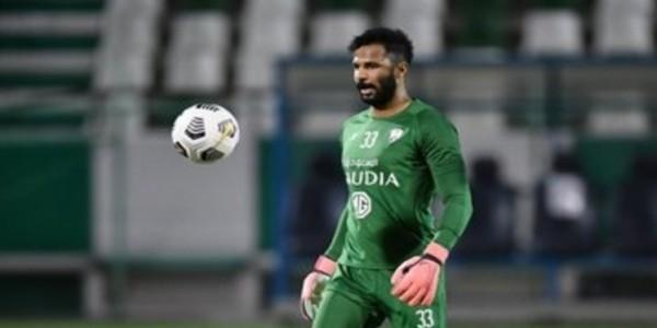 ماذا قال حارس المرمى العويس عن خروج أهلي جدة من دوري المجموعات