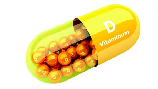 هل فيتامين د يزيد الوزن