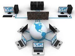 يتم الحصول على المعلومات من خلال حزم البيانات أثناء انتقالها عبر شبكات الكمبيوتر