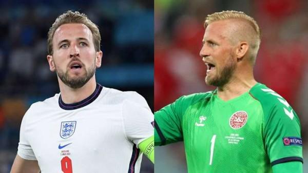 موعد مباراة إنجلترا والدنمارك في يورو 2020 والقنوات الناقلة