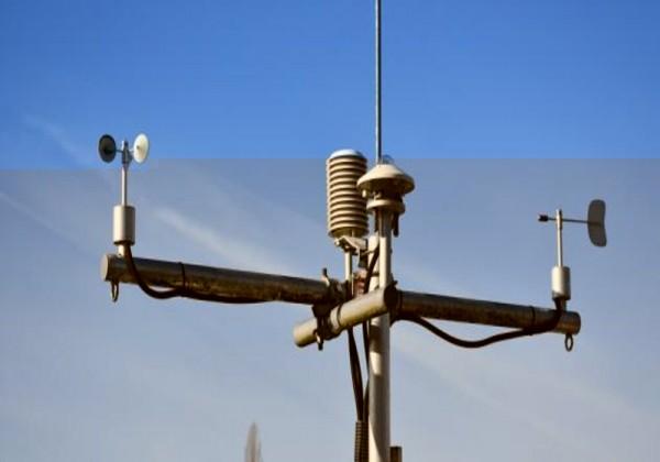 ما هو الجهاز الذي يقيس سرعة الرياح