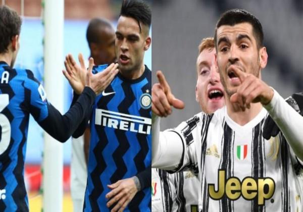 ملخص مباراة يوفنتوس وإنتر ميلان اليوم في الدوري الإيطالي