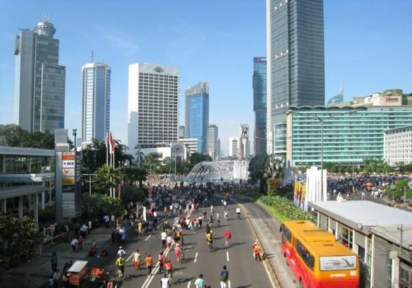 ما هي عاصمة دولة إندونيسيا
