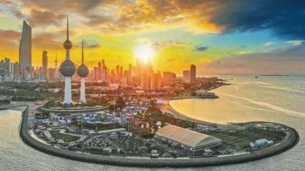 تصل درجات الحرارة في الكويت إلى 70 درجة تحت الشمس