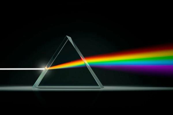 ما هو معدل تسليط الضوء على وحدة مساحة السطح