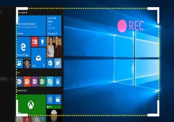 كيف يمكن تصور شاشة الكمبيوتر