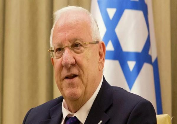 ما سبب بكاء الرئيس الإسرائيلي في الكنيست