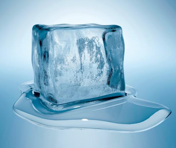 تسمى درجة الحرارة التي تبدأ عندها المادة في الذوبان درجة الانصهاره
