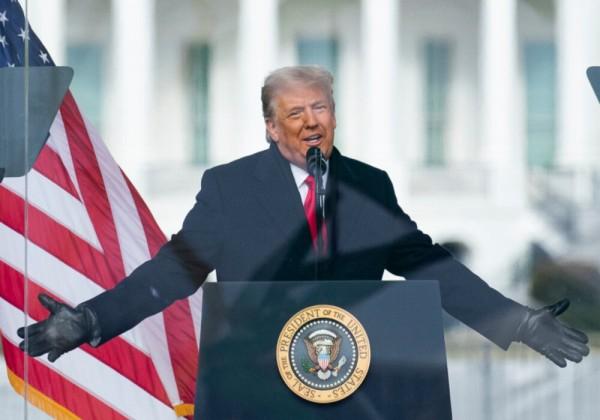 هل يمكن عزل الرئيس الأمريكي الحالي دونالد ترامب قبل انتهاء ولايته